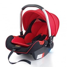 Baby Infant Car Seat- Red/Black