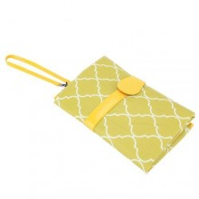 Travel Diaper Changing Pad - Green