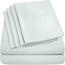 Multifunctional Baby Blanket And Crib Sheet - 6 Pieces - White