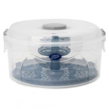 Boots 2-In-1 Microwave & Cold Water Sterilizer - White