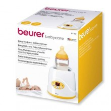 Beurer BY 52 Baby Food and Bottle Warmer - White/Yellow