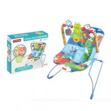 Rainforest Toddler Rocker/Bouncer - Multicolour