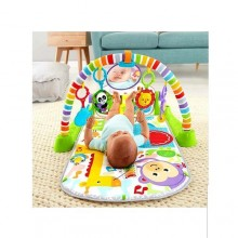 Baby Play Gym Kick & Play Piano Mat - Multicolour