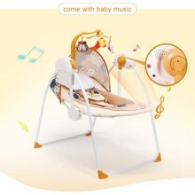 Quality Baby Swing With Net - Multicolour