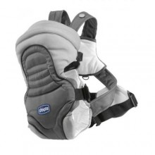Chicco Soft Baby Carrier - Gray