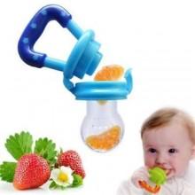 Baby Fruit Pacifier - 2 Pieces - Multicolour