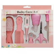Baby Care Set - Pink