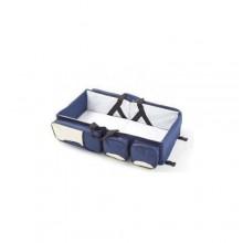 Boxum Foldable Baby Bed & Bag - Blue