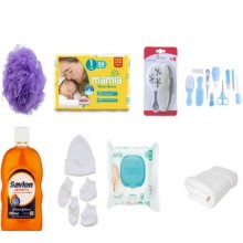 Baby Care Package - 8 Pieces