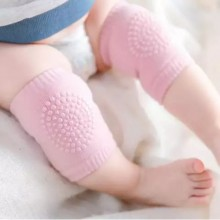Anti-Slip Elbow & Crawling Knee Pad - Pink