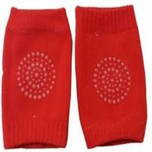 Anti-Slip Elbow & Crawling Knee Pad - 1Pair Red