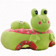 Comfortable Baby Sit Up Trainer Pillow - Green