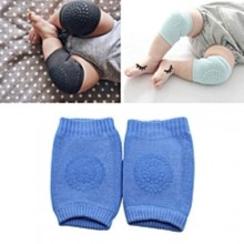 3 Set Anti-slip Elbow And Crawling Knee Pad For Baby Safety - Multicolour