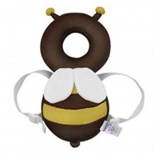 Bee Design Anti-Fall Head Protection Pad Baby Pillow - Multicolour