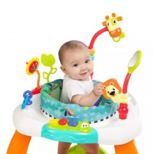 Bright Starts Bounce Bounce Baby Activity Jumper-Multicolor