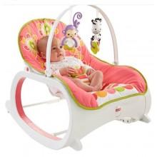 Multi-purpose Baby Bouncer - White