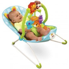 Fisher Price Born Baby Playtime Bouncer - Multicolor
