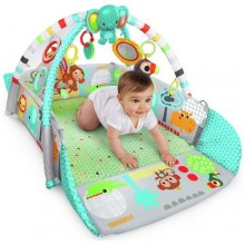 5in1 Activity Gym And Ball Pit - Multicolour