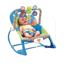 Fisher Price Infant-to-Toddler Rocker- Blue