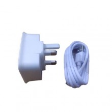 Hp Micro USB to Lightning Cable Charger with Adapter - 2 Metre White