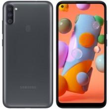 Samsung A11 Dual SIM - 32GB HDD - 2GB RAM - Black