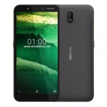Nokia C1 16GB - 1GB RAM Dual SIM - Black