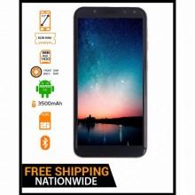 X-INOVA G23 8GB HDD - 1GB RAM - Gold + Free Case