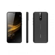 Vinko C1 Dual SIM 8GB HDD - 1GB RAM Smartphone - Black + Free Cover
