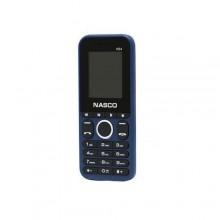 Nasco NS4 Dual Sim Phone - Blue