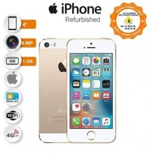 "Apple iPhone 5s 4"" IPS A732GB ROM 1GB RAM Refurbish-ed-Gold"