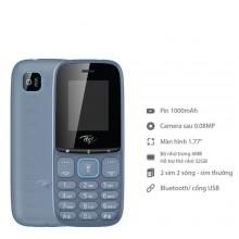 Itel It 2173 Dual Cell Phone - 512MB ROM - 512MB RAM - Black/ Grey