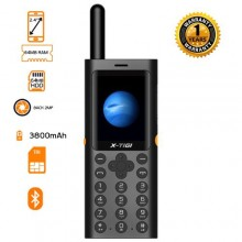 """X Tigi T1 - Walkie Talkie Telephone Tri SIM - 2.4"""" - 64MB - Black"""