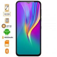 Infinix X653 Smart 4 Dual SIM -16GB HDD - 1GB RAM - Quetzal Cyan