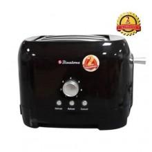 Binatone AT-202 Pop Up Toaster - 2 Slice Black