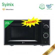 Syinix Microwave Oven MW720-03M - 20L Black