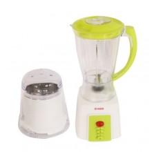 Vizio 70V 2 in 1 Blender with Grinder - 1.5 Litre - White/Green