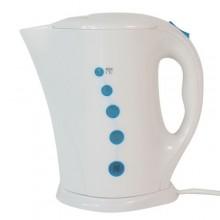 BM-929 Electric Kettle - 1.7 Litre White/Blue