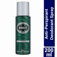 Brut Anti-Perspirant Deodorant Spray- 200ml