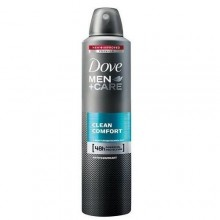 Dove Clean Comfort Men+Care 48Hrs Deodorant Spray - 250ml