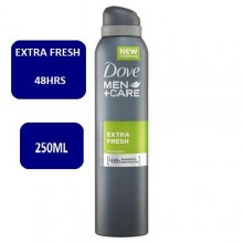 Dove Extra Fresh Men+ Care 48Hrs Deodorant Spray - 250ml