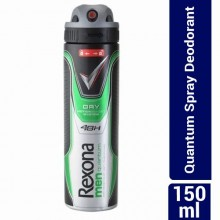 Rexona Quantum Spray Deodorant - 150ml