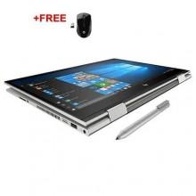 Hp 15M-CN0011DX X360 -Core i5-8250U 8th Gen -1TB+256GB SSD- 8GB RAM - Windows 10 -Silver +Pen & Mouse