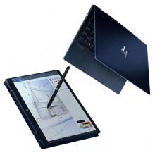 "Hp Elite Dragonfly x360- 13""- i7-8565U - 8th Gen- 512SSD -16GB RAM - Stylus- Windows 10 - Misty Blue"