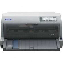 Epson LQ-690 Dot Matrix Printer - Black