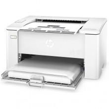 Hp LaserJet Pro M102A Printer - White