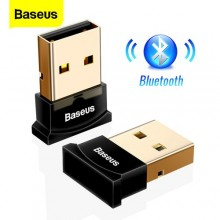 USB Bluetooth 4.0 Adapter Dongle For Computer - Black