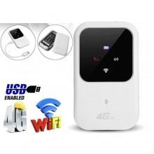 Huawei Portable 4G LTE Wi-Fi Modem Universal (All SIM ) - White