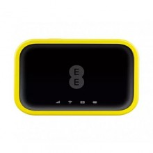 Universal EE70 4G LTE Mobile Mifi Router - Black/Yellow