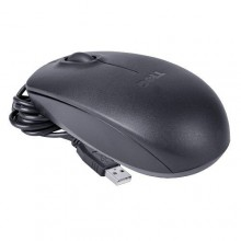 DELL MS111 Wired Optical Mouse - Black