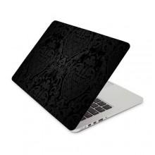 "Vinyl Back Only Laptop Sticker - 15.6"" - Black"